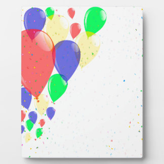 Flyaway Balloons Display Plaques