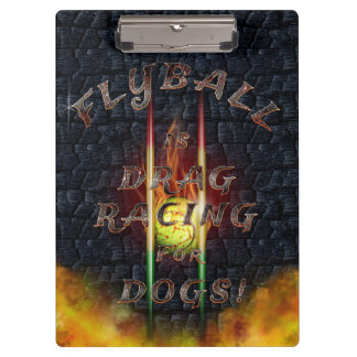 Flyball Flamz: Drag Racing for Dogs! Clipboard