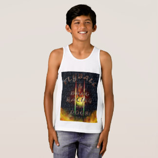Flyball Flamz: Drag Racing for Dogs! Tank Top