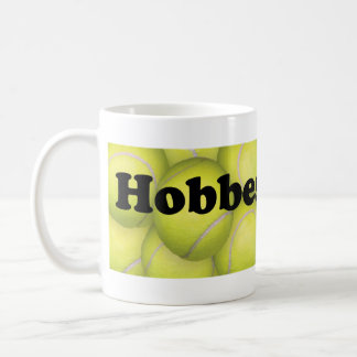 Flyball Hobbes, 100,000 Points Coffee Mug