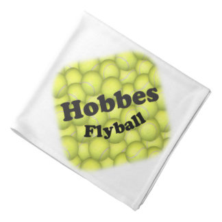 Flyball Hobbes, 100,000 Points Kerchiefs