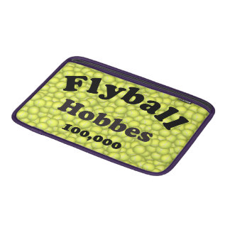 Flyball Hobbes, 100,000 Points MacBook Air Sleeves