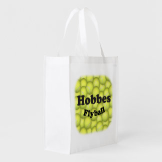 Flyball Hobbes, 100,000 Points Reusable Grocery Bag