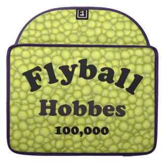Flyball Hobbes, 100,000 Points Sleeves For MacBooks