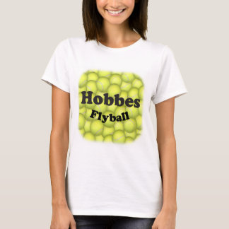 Flyball Hobbes, 100,000 Points T-Shirt