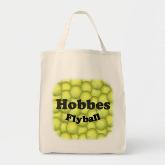 Flyball Hobbes, 100,000 Points Tote Bag