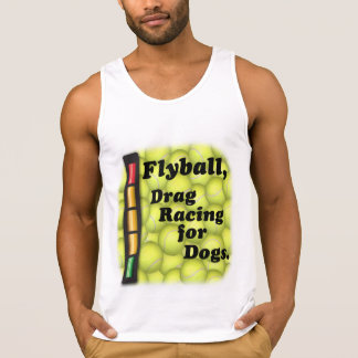 Flyball is Drag Racing for Dogs!
