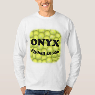 Flyball ONYX, 20,000 Points T-Shirt