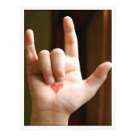 Flyer American Sign Language