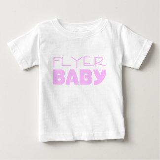 Flyer Baby Girl Baby T-Shirt