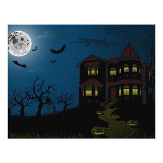 Flyer Happy Halloween