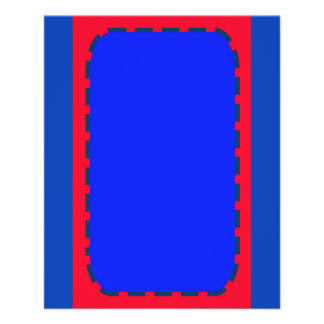 FLYER or LetterHEAD diy template use  design skill