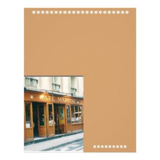 Flyer/Paris 21.5 Cm X 28 Cm Flyer