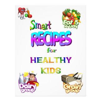 Flyer-Smart Recipes for Healthy Kids Series 21.5 Cm X 28 Cm Flyer