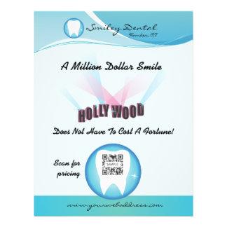 Flyer Template Dental Care
