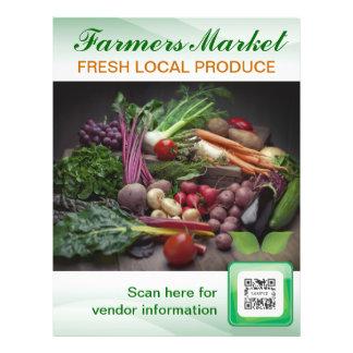 Flyer Template Fresh Produce