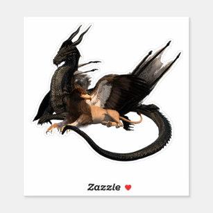 Flyers Dragon Griffin Mythological Beasts
