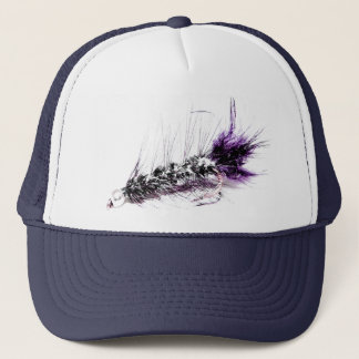 Flyfisherman's Fly Trucker Hat