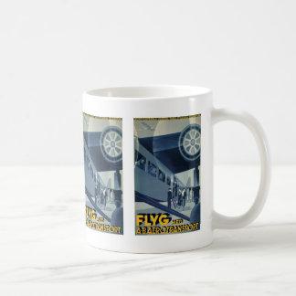 Flyg Med A-B Aerotransport Coffee Mug