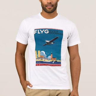FLYG Stockholm Sweden T-Shirt