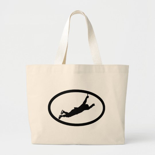 Flyin' Bruin Large Tote Bag