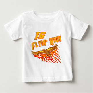 Flyin High 16th Birthday Gifts Infant T-Shirt