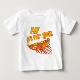 Flyin High 16th Birthday Gifts Shirt