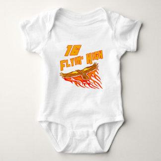 Flyin High 16th Birthday Gifts Tshirt