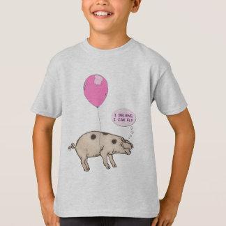 Flyin' pig t-shirts