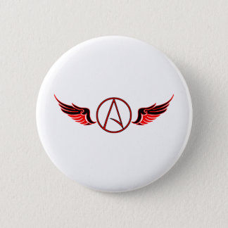 "Flying ""A"" 6 Cm Round Badge"