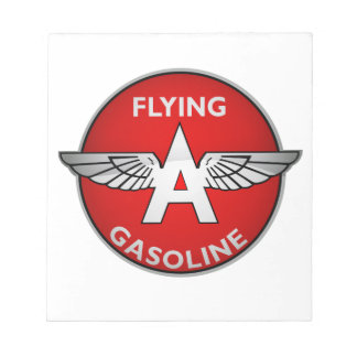Flying A Gasoline crystal version Memo Notepads