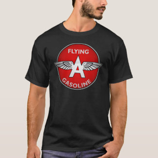 Flying A Gasoline crystal version T-Shirt