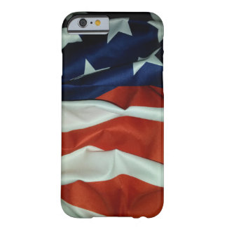Flying american flag barely there iPhone 6 case