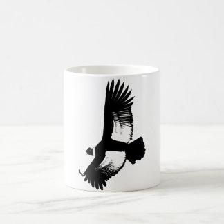 Flying Andean Condor Basic White Mug