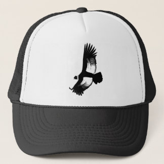 Flying Andean Condor Trucker Hat