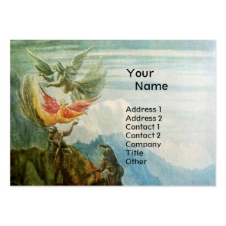 FLYING ANGELS BUSINESS CARD