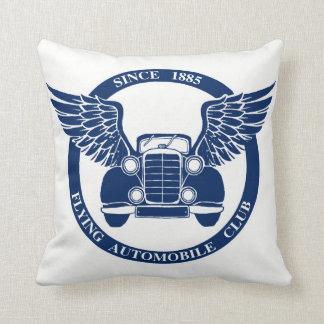 Flying Automobile Club Cushion