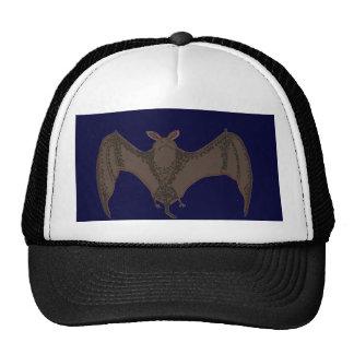 Flying Bat Cap