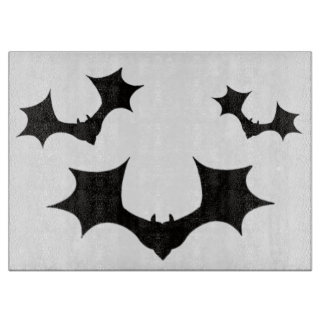 Flying Bats Cutting Board