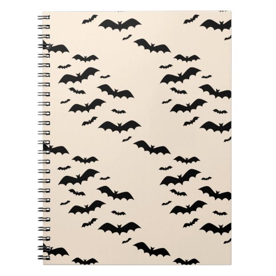 Flying Bats Notebook