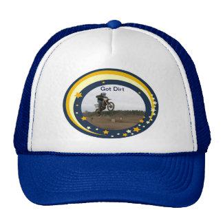 Flying Biker Trucker Hat
