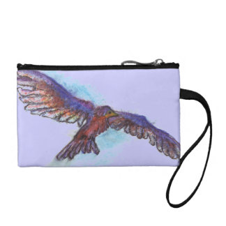 Flying Bird Coin Purse