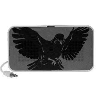 Flying Bird iPod Speakers