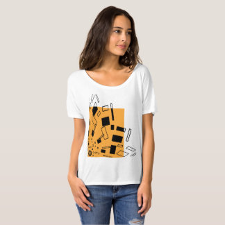 Flying boxes T-Shirt