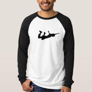 Flying Boy Baseball T Tshirt