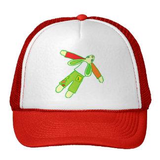 Flying Bunny Cap