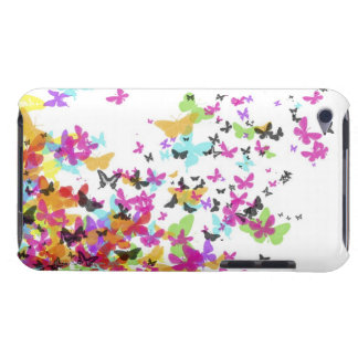 Flying Butterflies Barely There iPod Case