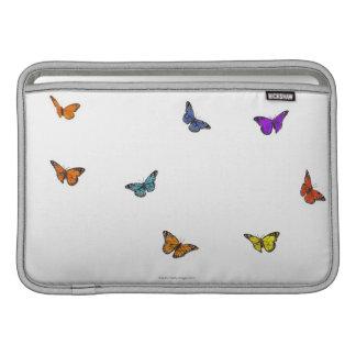Flying butterflies MacBook air sleeves