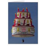 flying cake cards
