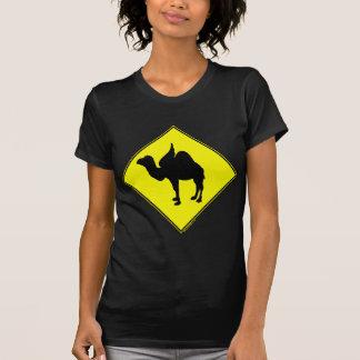 flying camel figure skating shirt